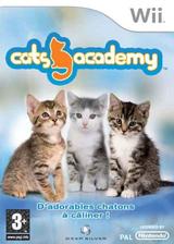 Cats Academy pochette Wii (RPVPKM)