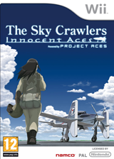 The Sky Crawlers : Innocent Aces pochette Wii (RQRPAF)