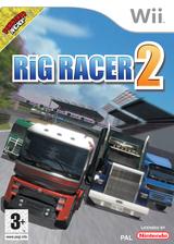 Rig Racer 2 pochette Wii (RR2PUG)