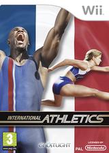 International Athletics pochette Wii (RR8PUJ)