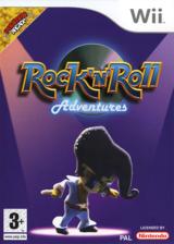 Rock 'N' Roll Adventures pochette Wii (RRAPUG)