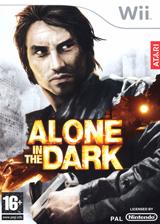 Alone in the Dark pochette Wii (RRKP70)