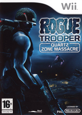 Rogue Trooper : Quartz Zone Massacre pochette Wii (RRYPHY)