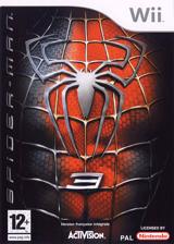 Spider-Man 3 pochette Wii (RS3P52)