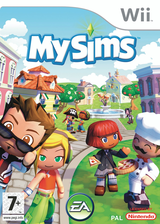 MySims pochette Wii (RSIP69)