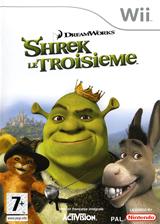 Shrek le Troisième pochette Wii (RSKX52)