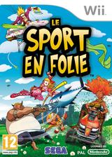 Le Sport en Folie pochette Wii (RTIP8P)