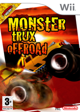 Monster Trux Offroad pochette Wii (RTQXUG)
