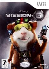Mission-G pochette Wii (RUEX4Q)
