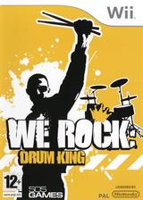 We Rock:Drum King pochette Wii (RUKPGT)