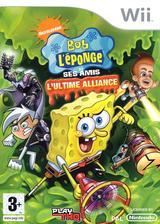 Bob L'Eponge & Ses Amis: L'Ultime Alliance pochette Wii (RUSX78)
