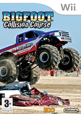 Bigfoot : Collision Course pochette Wii (RVFP7J)