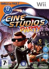 Ciné Studios Party pochette Wii (RVQP41)