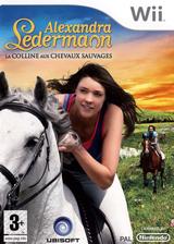 Alexandra Ledermann:La colline aux chevaux sauvages pochette Wii (RW8P41)