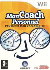 Mon Coach Personnel:J'Enrichis mon Vocabulaire pochette Wii (RWFH41)