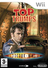 Top Trumps: Doctor Who pochette Wii (RWHP4F)