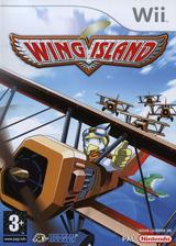 Wing Island pochette Wii (RWIP18)