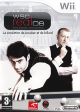 WSC Real 08: World Snooker Championship pochette Wii (RWQPSP)