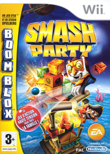 Boom Blox : Smash Party pochette Wii (RYBP69)