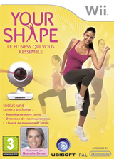 Your Shape pochette Wii (RYRP41)