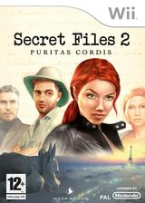 Secret Files 2:Puritas Cordis pochette Wii (RZFPKM)