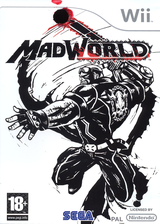 MadWorld pochette Wii (RZZP8P)