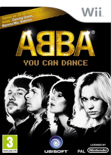ABBA : You Can Dance pochette Wii (S2EP41)