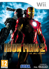 Iron Man 2 pochette Wii (S2IP8P)