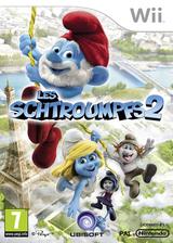 Les Schtroumpfs 2 pochette Wii (S2XP41)