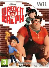 Les Mondes de Ralph pochette Wii (S6RP52)