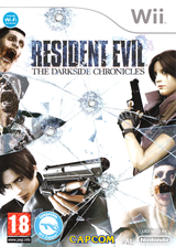 Resident Evil : The Darkside Chronicles pochette Wii (SBDP08)