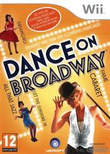 Dance on Broadway pochette Wii (SBYP41)