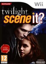 Scene It? Twilight pochette Wii (SCNPA4)