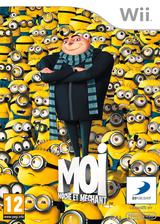 Moi, Moche et Méchant:Le Jeu Vidéo pochette Wii (SDMPAF)