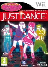 Just Dance pochette Wii (SDNP41)