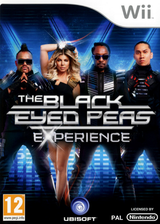 The Black Eyed Peas Experience pochette Wii (SEPP41)