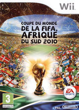 2010 FIFA World Cup South Africa pochette Wii (SFWP69)
