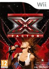 X Factor pochette Wii (SFXXKM)