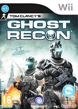 Tom Clancy's Ghost Recon pochette Wii (SGHP41)