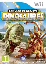 Combat de Géants: Dinosaures pochette Wii (SGXP41)