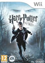 Harry Potter et les Reliques de la Mort - Première Partie pochette Wii (SHHP69)