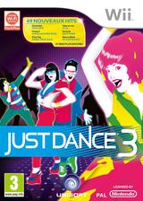 Just Dance 3 pochette Wii (SJDP41)