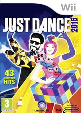 Just Dance 2016 pochette Wii (SJNP41)
