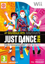 Just Dance 2014 pochette Wii (SJOP41)