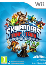 Skylanders: Trap Team pochette Wii (SK8D52)