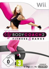 My Body Coach 2: Fitness & Dance pochette Wii (SM6PNK)