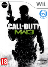 Call of Duty: Modern Warfare 3 pochette Wii (SM8I52)