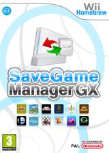 SaveGame Manager GX pochette Homebrew (SMGX)