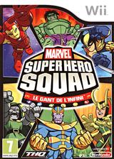Marvel Super Hero Squad pochette Wii (SMSP78)