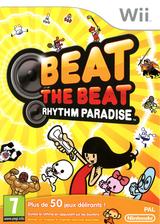 Beat the Beat:Rhythm Paradise pochette Wii (SOMP01)